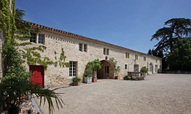 Deluxe sale house / villa La romieu 1575000€ - Picture 3