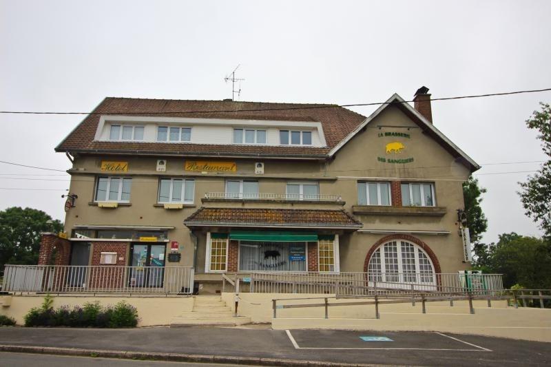 Commercial property sale shop Crecy en ponthieu 102199€ - Picture 1