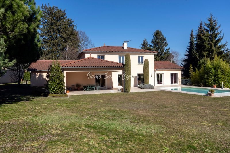 Vente maison / villa St cyr au mont d'or 1 580 000€ - Photo 1