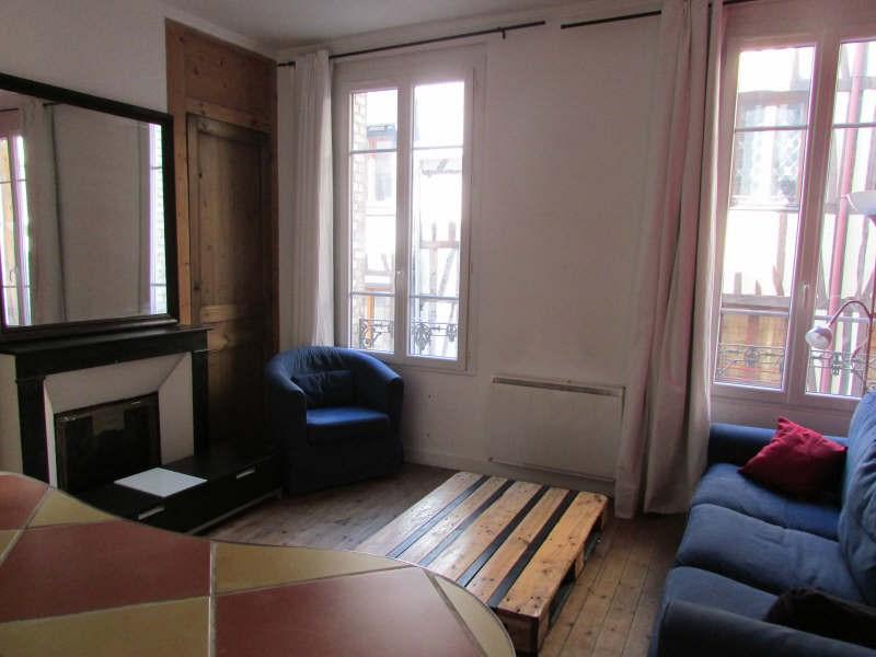 Alquiler  apartamento Rouen 530€ CC - Fotografía 2