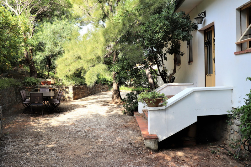 Vacation rental house / villa Cavalaire sur mer 1000€ - Picture 28