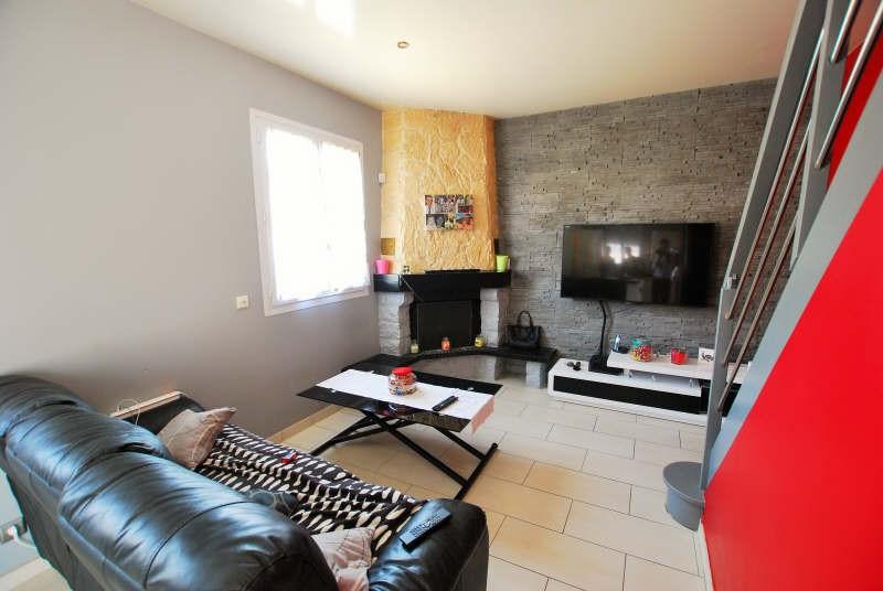 Vente maison / villa Bezons 333000€ - Photo 3