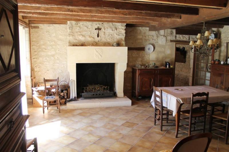 Vente maison / villa Cherval 248240€ - Photo 9