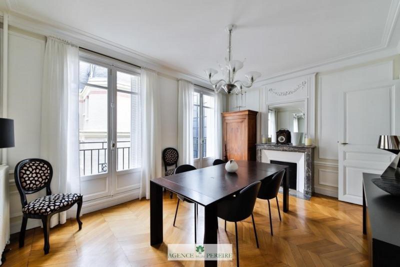 Deluxe sale apartment Paris 17ème 1380000€ - Picture 4