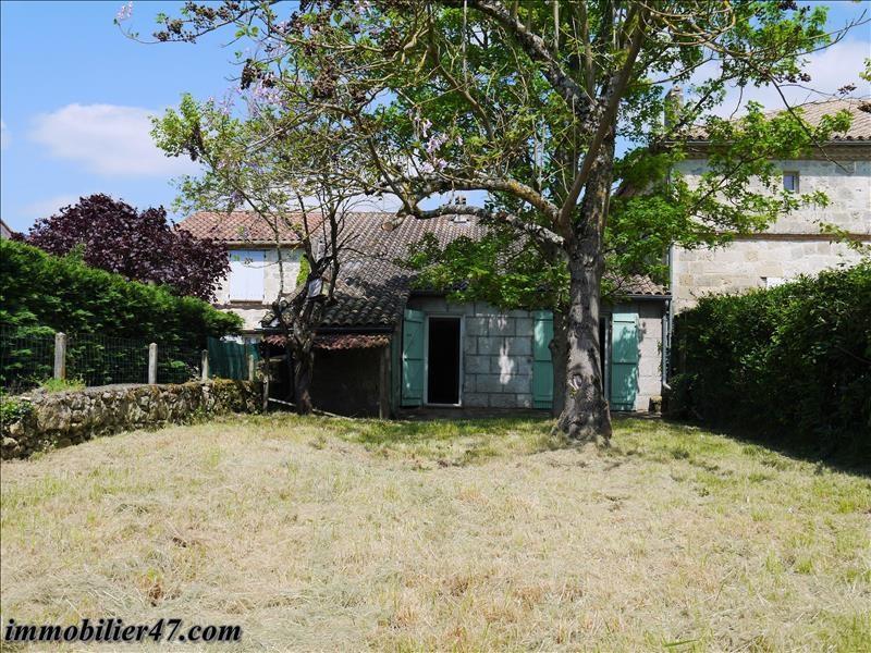Maison de village lusignan petit - 3 pièces - 107 m²
