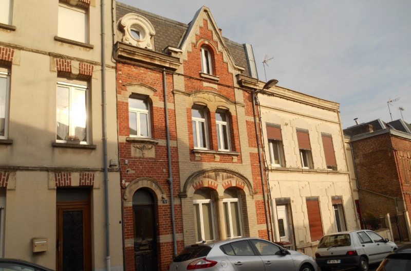 Vente maison / villa Saint quentin 143200€ - Photo 1