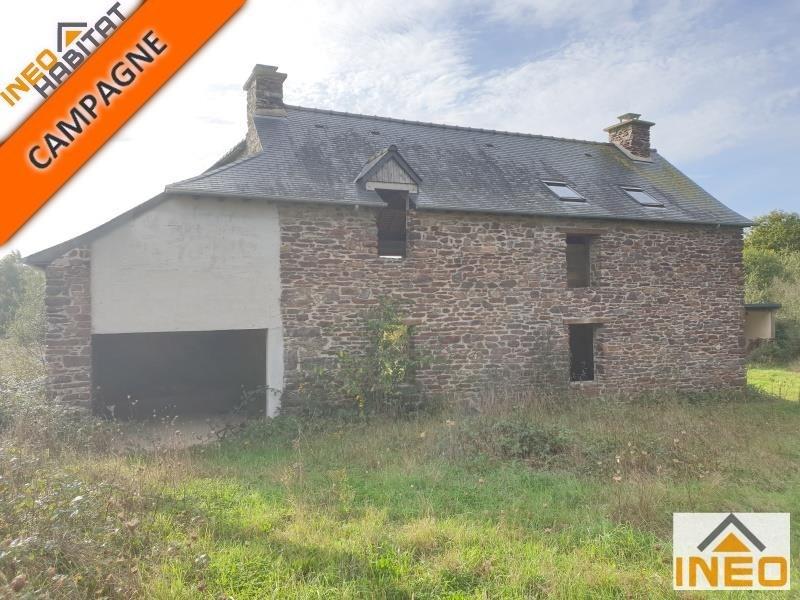 Vente maison / villa St malon sur mel 156750€ - Photo 1