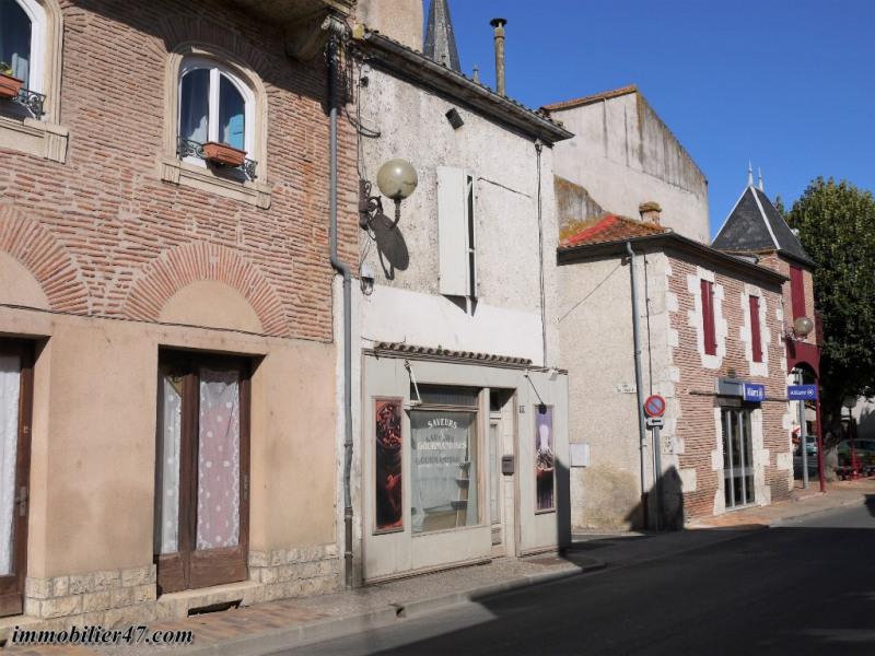 Verkoop  huis Castelmoron sur lot 27500€ - Foto 2