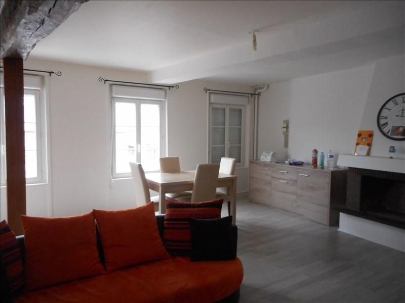Location appartement Fauville en caux 595€ CC - Photo 1