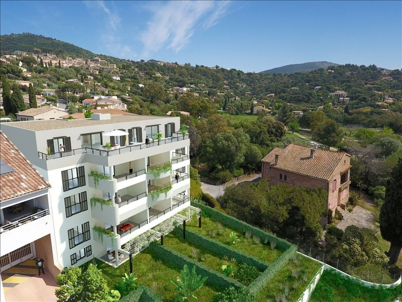 Vente de prestige appartement Bormes les mimosas 424 000€ - Photo 1