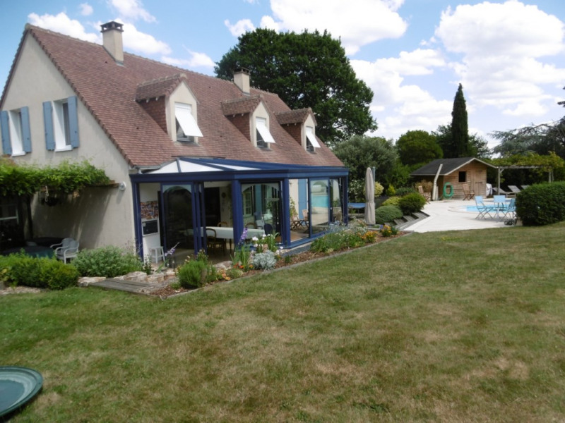 Sale house / villa Yvre l eveque 468 000€ - Picture 2