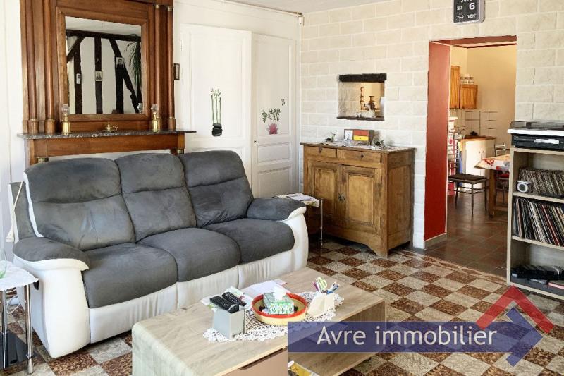 Vente maison / villa Verneuil d'avre et d'iton 99000€ - Photo 1