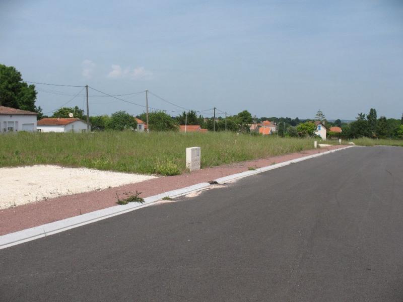 Vente terrain Chaillevette 52700€ - Photo 1