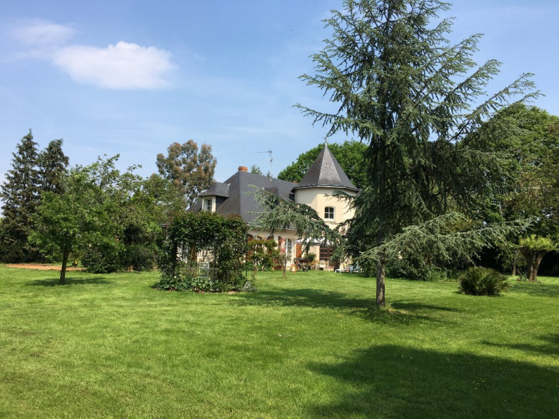 Vente maison / villa Sainte gemmes d'andigne 418000€ - Photo 1