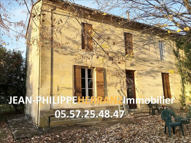 Vente maison / villa Libourne 150 000€ - Photo 1