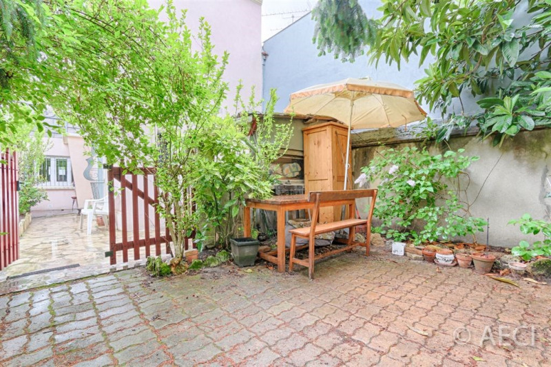 Sale house / villa Bois-colombes 595 000€ - Picture 1