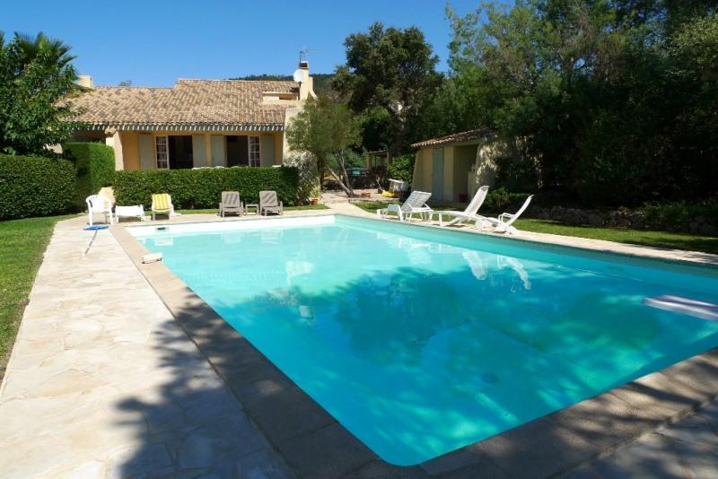 Vente de prestige maison / villa Grimaud 935000€ - Photo 1