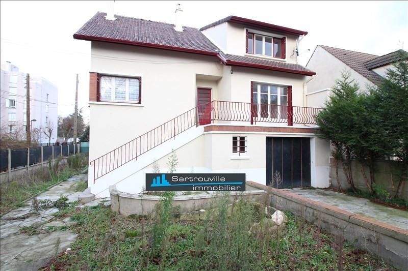 Vendita casa Sartrouville 365000€ - Fotografia 1