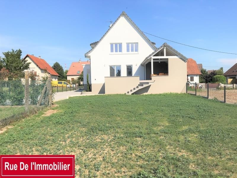 Vente maison / villa Haguenau 447000€ - Photo 2