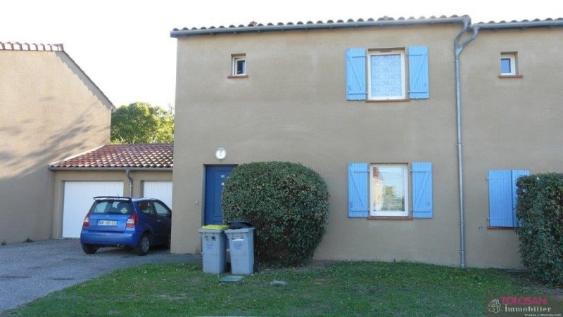 Rental house / villa Baziege 730€ CC - Picture 4