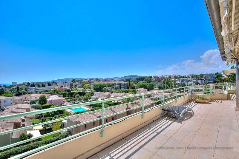 Vente de prestige appartement Antibes 895000€ - Photo 6
