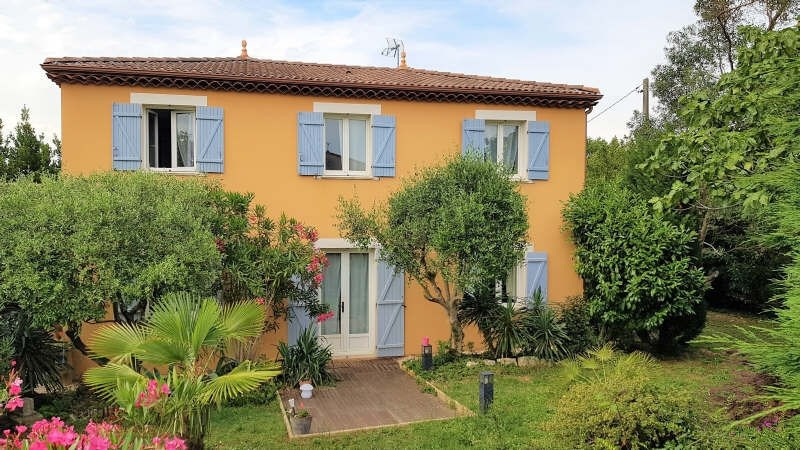Vente maison / villa Allan 315000€ - Photo 1