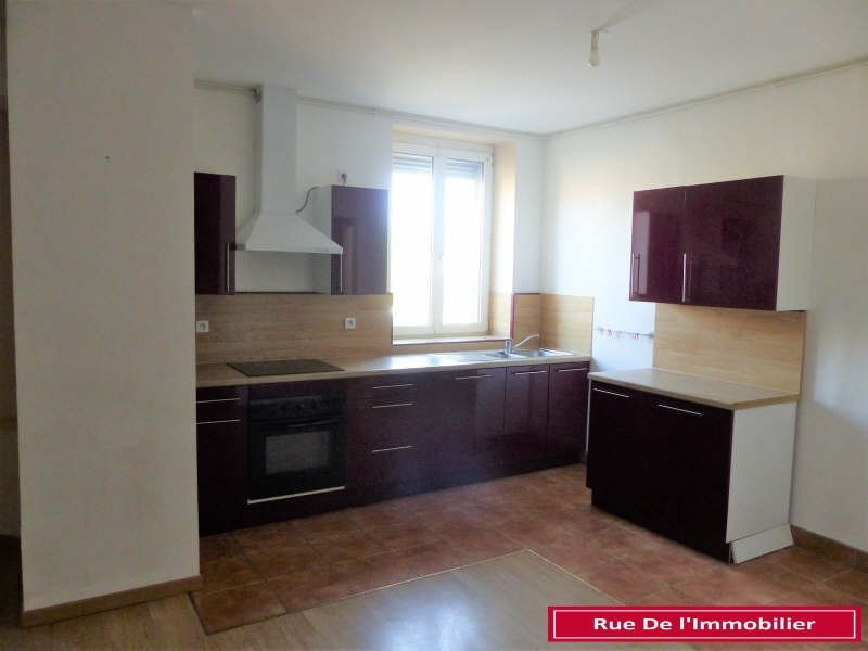 Sale apartment Saverne 137525€ - Picture 2