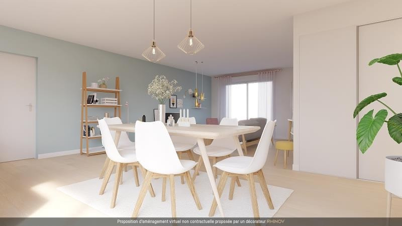 Vente maison / villa Gemozac 169600€ - Photo 3