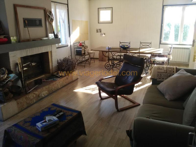 Vitalicio  casa Boudy de beauregard 45000€ - Fotografía 5
