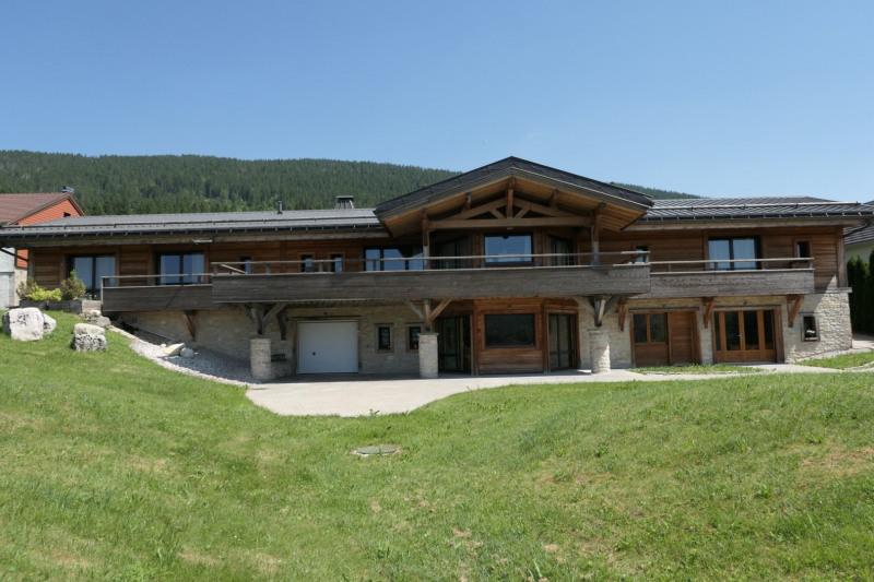 Vente de prestige maison / villa Les rousses 950000€ - Photo 1