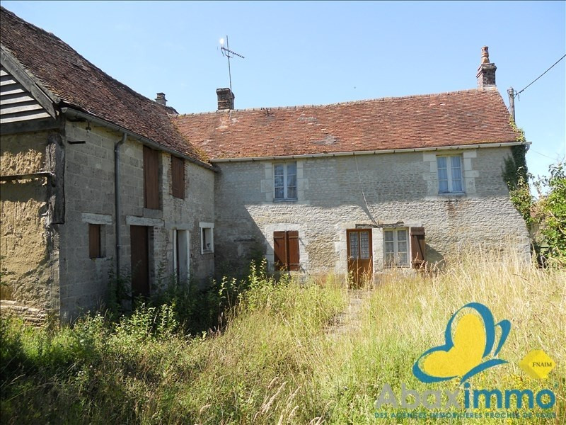 Vente maison / villa Morteaux couliboeuf 66 000€ - Photo 1