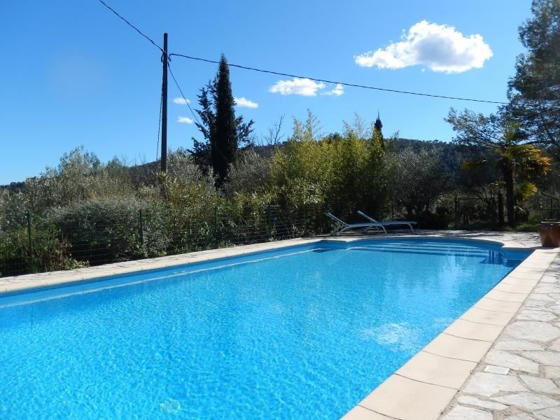 Sale house / villa Claviers 440 000€ - Picture 4