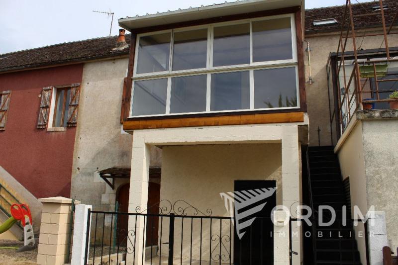 Location maison / villa Cravant 536€ CC - Photo 9