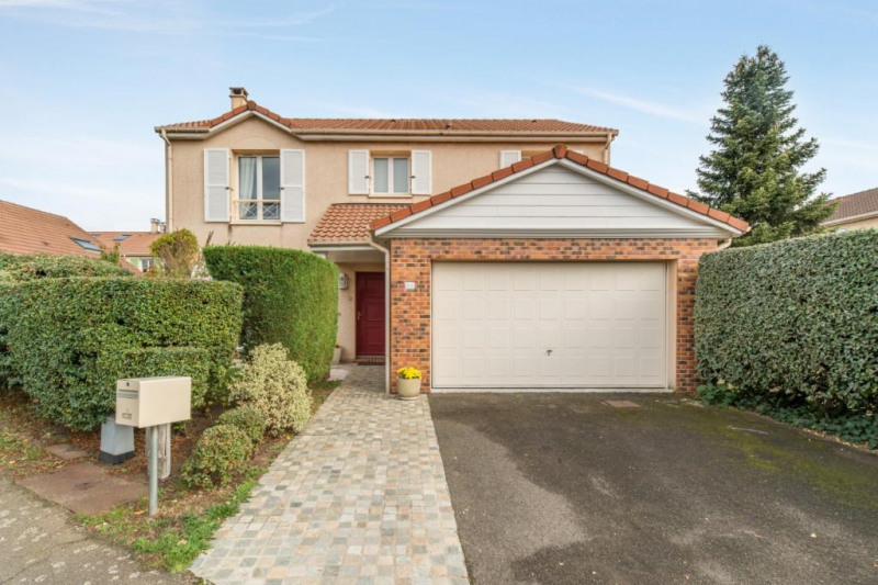Sale house / villa Carrieres sous poissy 470000€ - Picture 2