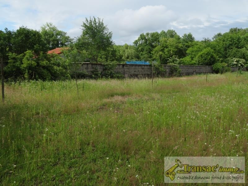 Sale site Puy guillaume 36300€ - Picture 1