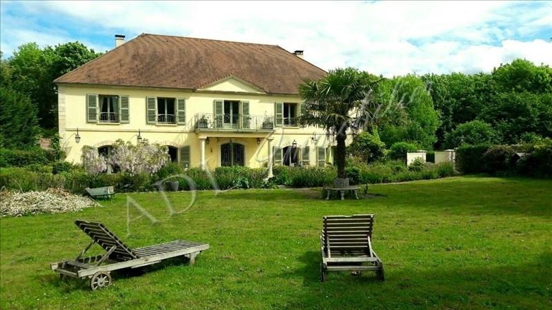 Deluxe sale house / villa Asnieres sur oise 1300000€ - Picture 1
