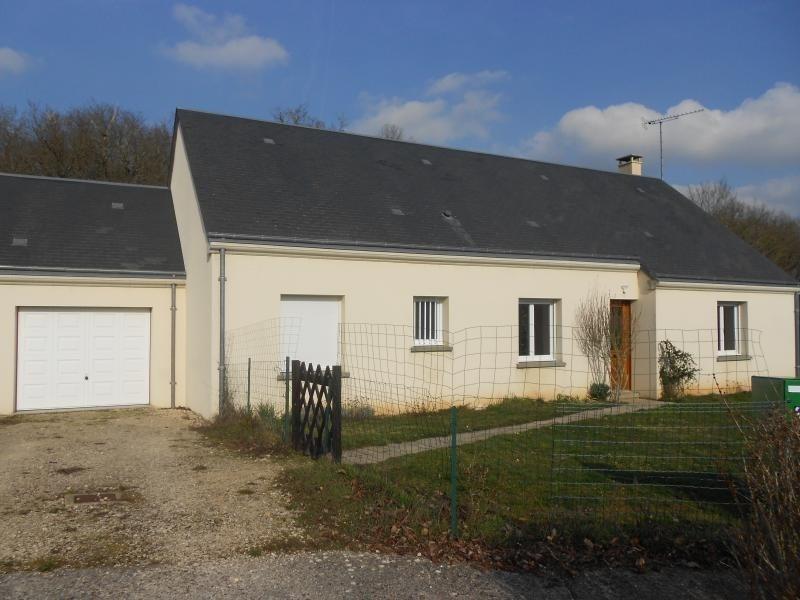 Rental house / villa St ouen 800€ CC - Picture 1