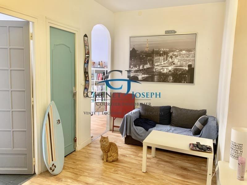 Vente appartement Paris 10ème 320000€ - Photo 1