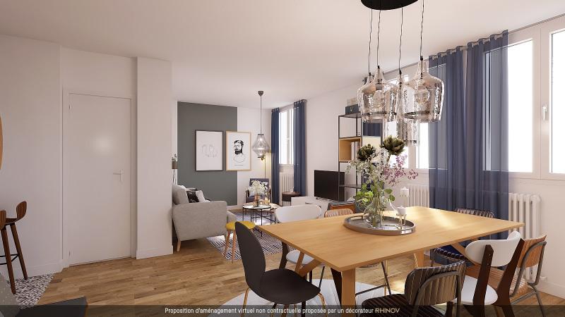 Vente appartement La mulatiere 158000€ - Photo 1