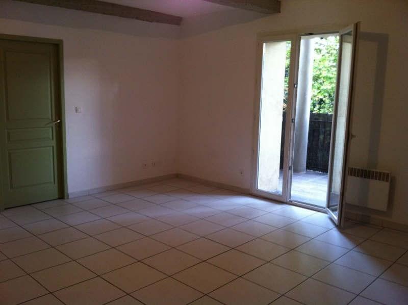 Rental apartment Poussan 564€ CC - Picture 4