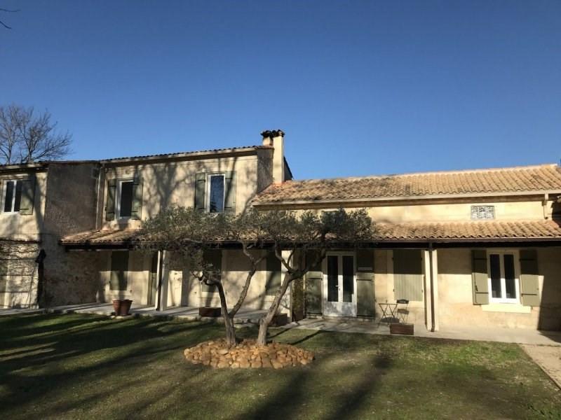 Vente maison / villa Arles 345000€ - Photo 1