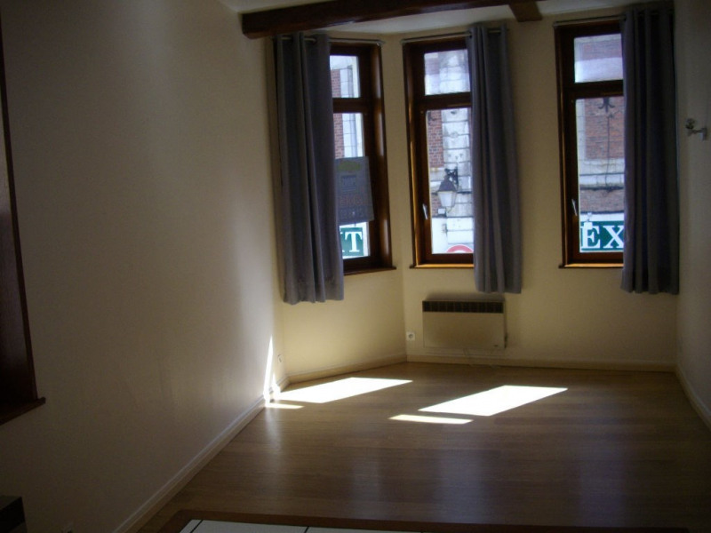 Rental apartment Aire sur la lys 430€ CC - Picture 3