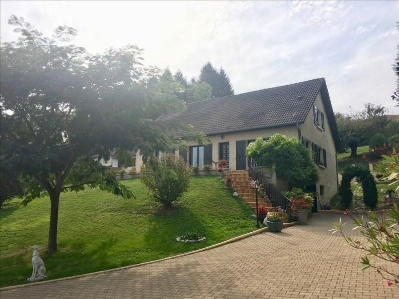 Sale house / villa Nivolas vermelle 250000€ - Picture 1