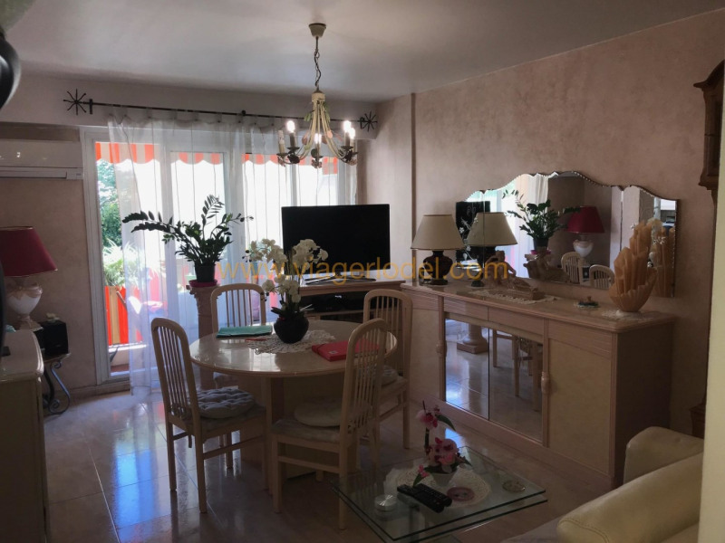 Life annuity apartment Nice 72 500€ - Picture 1