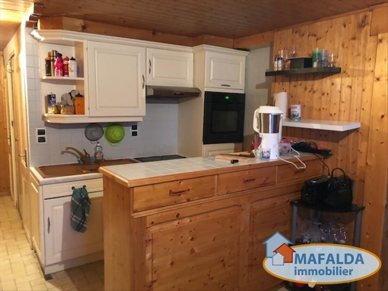 Vente appartement Mont saxonnex 174000€ - Photo 1
