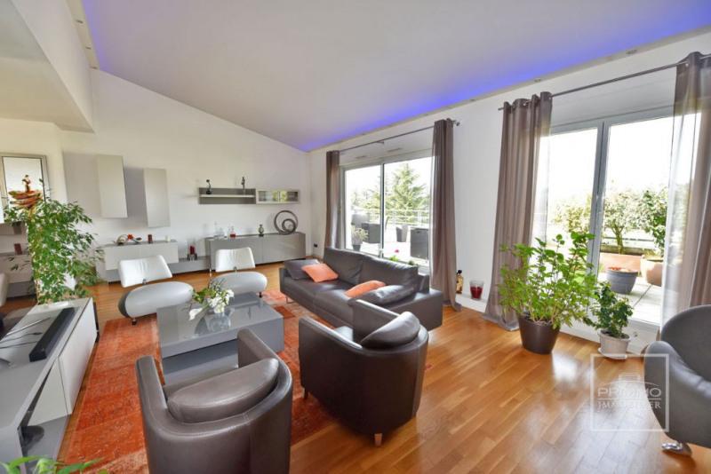 Deluxe sale apartment Charbonnieres les bains 925000€ - Picture 3