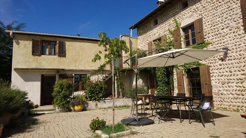 Sale house / villa Chateauneuf de galaure 430000€ - Picture 2