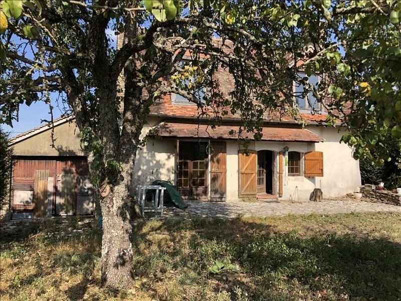 Vente maison / villa Moulins sur ouanne 59000€ - Photo 1