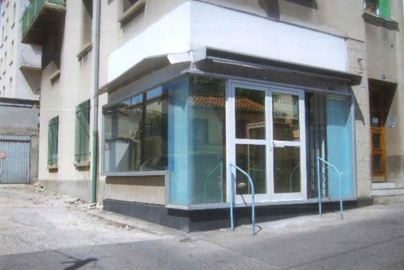 Vente local commercial Marseille 4ème 70000€ - Photo 1