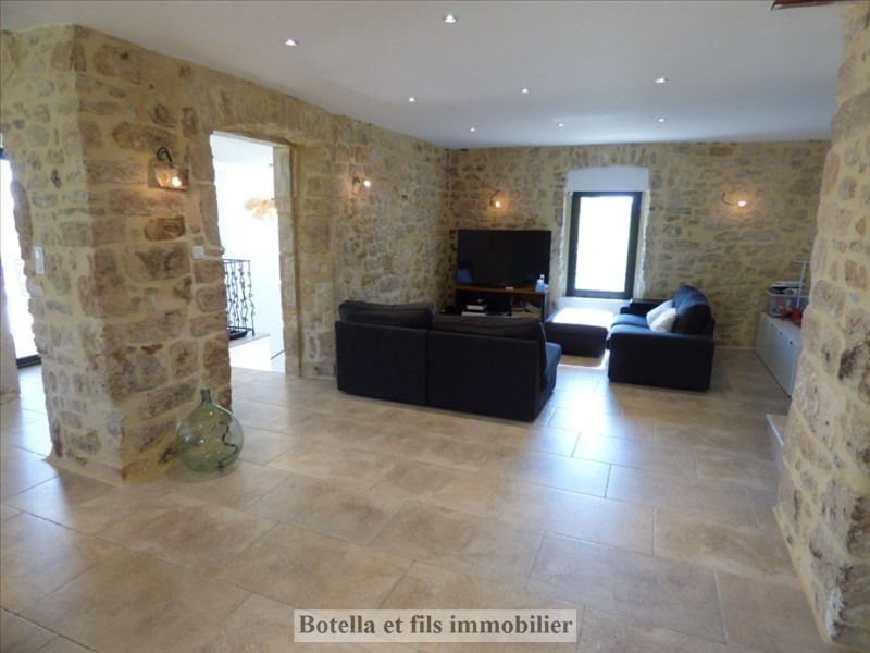 Deluxe sale house / villa Barjac 535 000€ - Picture 4